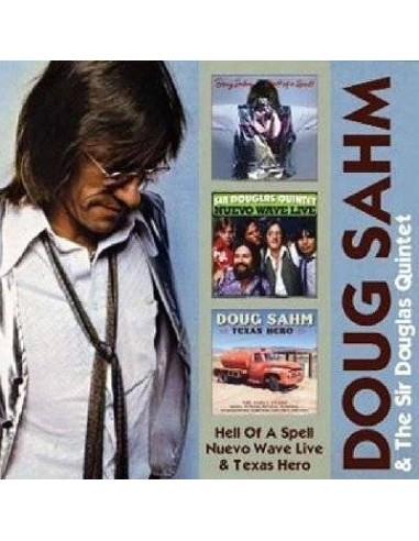 Sahm, Doug : Juke Box Music / Last Real Texas Blues Band (2-CD)