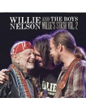 Willie Nelson : Willie And The Boys - Willie's Stash Vol. 2 (CD)