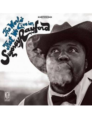 Rayford, Sugaray : The World That We Live In (LP)