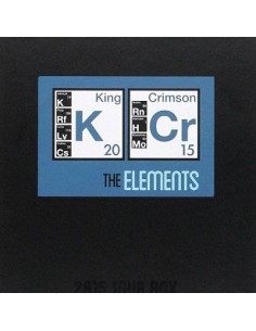 King Crimson : 2015 Elements Tour Box (2-CD)