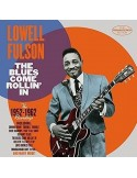 Fulson, Lowell : The Blues Came Rollin' In (LP)