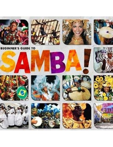 A Beginners Guide to Samba (3-CD)