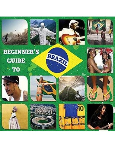 A Beginners Guide to Brazil (3-CD)