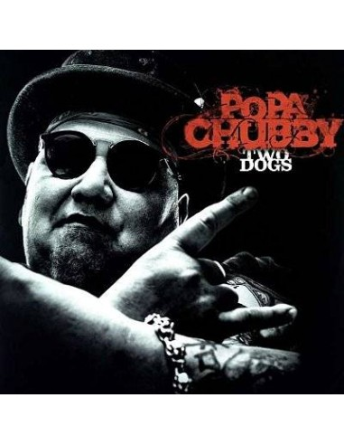 Popa Chubby : Two Dogs (CD)