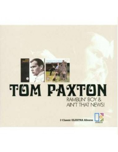 Paxton, Tom : Ramblin' Boy (CD)