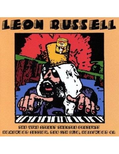 Russell, Leon : On A Distant Shore (CD)