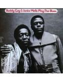 Guy, Buddy & Junior Wells : Buddy Guy & Junior Wells Play The Blues (CD)