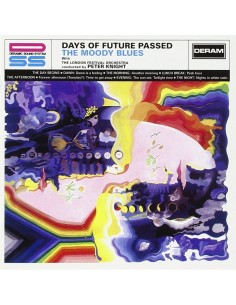 Moody Blues : Days Of Future Passed (CD)