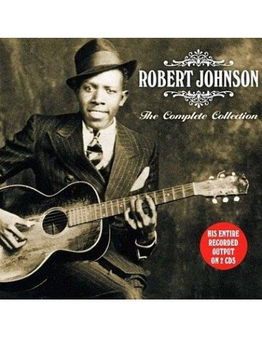 Johnson, Robert : The Complete Collection (2-CD)