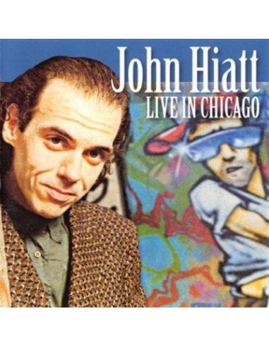 Hiatt, John : Live In Chicago (2-CD)