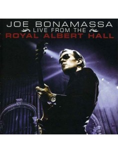 Bonamassa, Joe : Live From The Royal Albert Hall (CD)