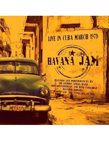 Havana Jam - Live In Cuba March 1979 (CD)