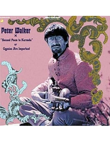 Walker, Peter : Second Poem of Kamela or Gypsies are Important (CD)