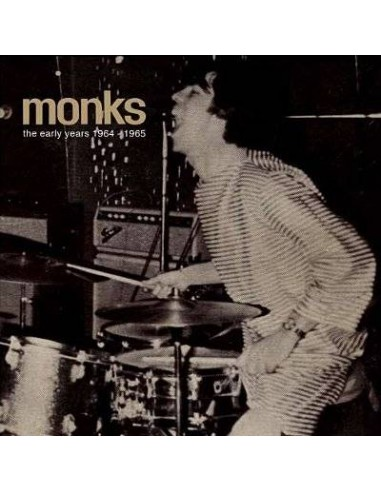 Monks : The Early Years 1964-65 (CD)