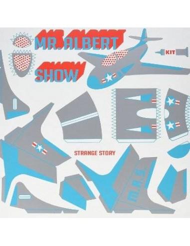 Mr. Albert Show : Strange Story (2-LP)