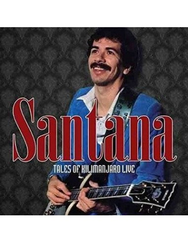 Santana : Tales Of Kilimanjaro Live (2-CD)