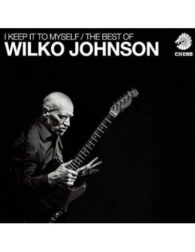 Johnson, Wilko : I keep to Myself - The Best Of (2-LP)