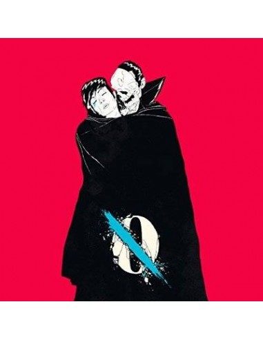 Queens Of The Stone Age : Like Clockwork (2-LP)