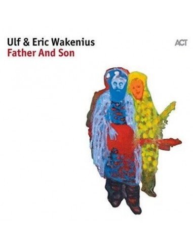 Wakenius, Ulf & Eric : Father and son (CD)