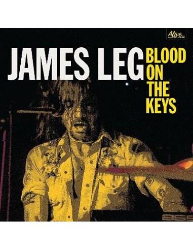 Leg, James : Blood on the Keys (CD)