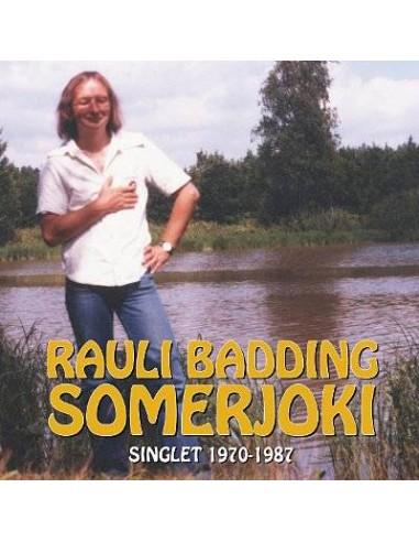 Somerjoki, Rauli Badding : Singlet 1970-1987 (2-CD)