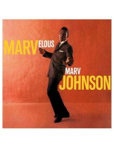 Johnson, Marv : Marvelous Marv Johnson (LP)