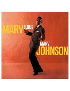 Johnson, Marv : Marvelous Marv Johnson (LP)