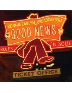 Earl, Ronnie & The Broadcasters : Good News (CD)