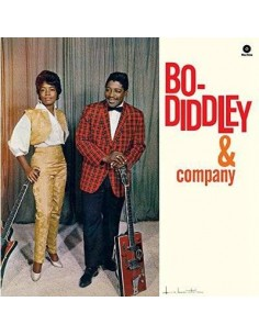 Diddley, Bo : Bo Diddley & Company (LP)