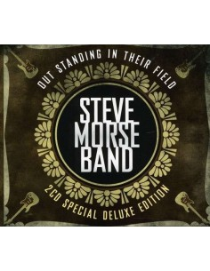 Morse, Steve Band : Out Standing In Their Field (CD)
