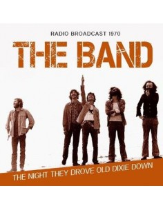 Band : The Night they drove old Dixie down (CD)