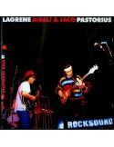 Lagrene, Bireli & Jaco Pastorius : Stuttgart Aria (LP)
