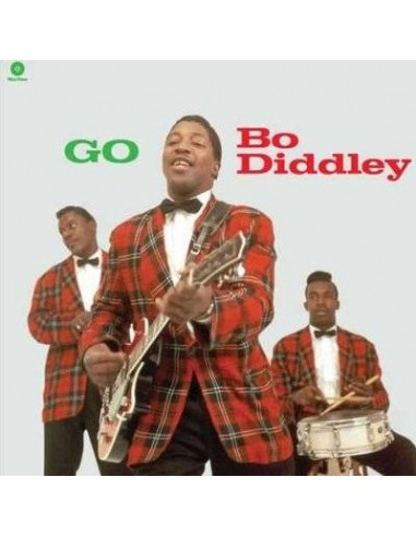 Diddley, Bo : Go Bo Diddley (LP)