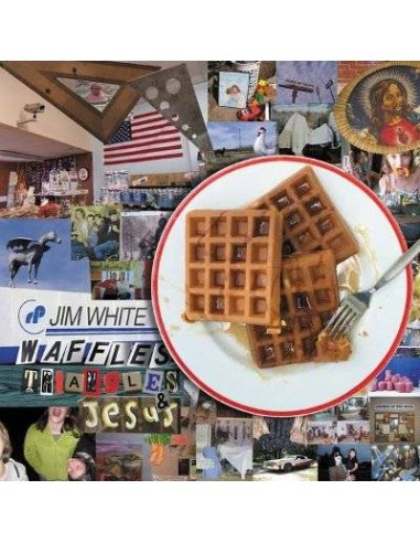 White, Jim : Waffles, Triangles & Jesus (2-LP)