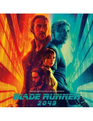 Blade Runner 2049 - Soundtrack (2-LP)
