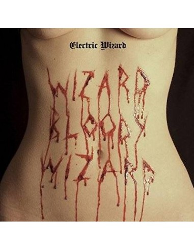 Electric Wizard : Wizard Bloody Wizard (2-LP)