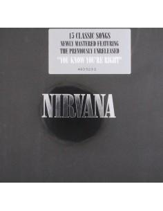 Nirvana : Nirvana (CD)