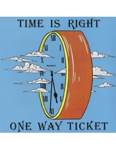 One Way Ticket : Time Is Right (CD)