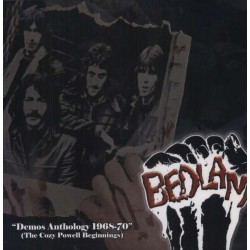 Bedlam : Demos Anthology 1968-70 (LP)