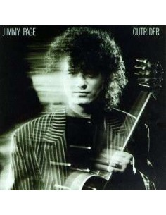 Page, Jimmy : Outrider (CD)