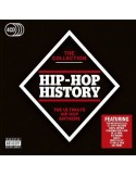Hip-Hop History - The Collection (4-CD)