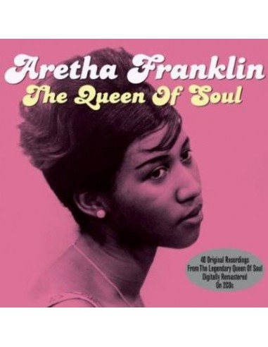 Franklin, Aretha : The Queen Of Soul (2-CD)