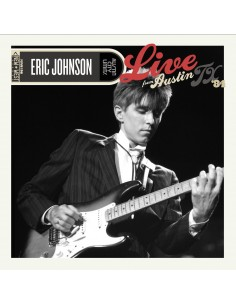 Johnson, Eric : Live From Austin TX '84 (CD + DVD)