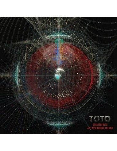Toto : 40 Trips around the Sun (CD)