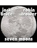 Bruce, Jack & Robin Trower : Seven Moons (CD)