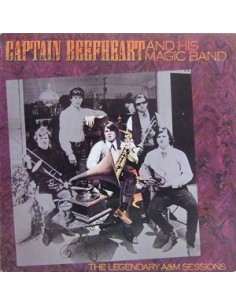 Captain Beefheart And His Magic Band : The Legendary A&M Sessions (CD)