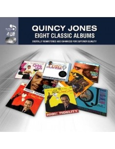 Jones, Quincy : 8 Classic Albums (4-CD)