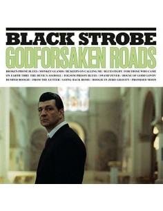 Black Strobe : Godforsaken Roads (2 LP + CD)