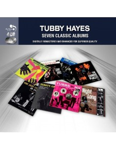 Hayes, Tubby : 7 Classic Albums (4-CD)