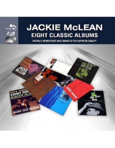 McLean, Jackie : 8 Classic Albums (4-CD)
